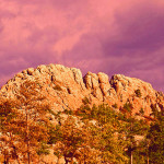 Horsetooth Mountain Photo Art by TVS