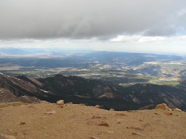 View from Pikes Peak 2009 by TVS