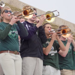 CSU Ram Band 2014 by TVS