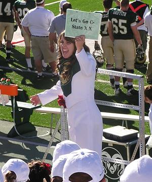 CSU Rams 2009 6 by TVS