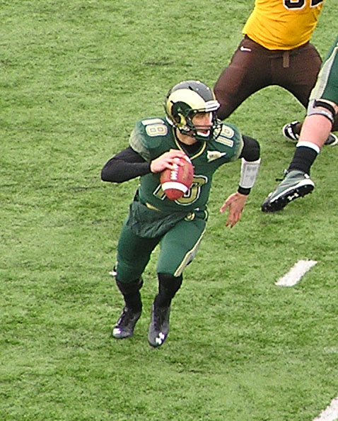 CSU Rams 2011 6 by TVS