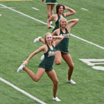 CSU Rams Green and Gold Game 2 2014 by TVS