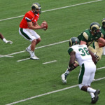 CSU Rams Green and Gold Game 3 2014 by TVS