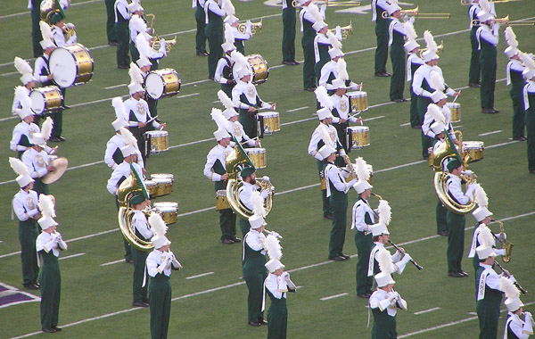 CSU Rams Homecoming 2014 by TVS 1