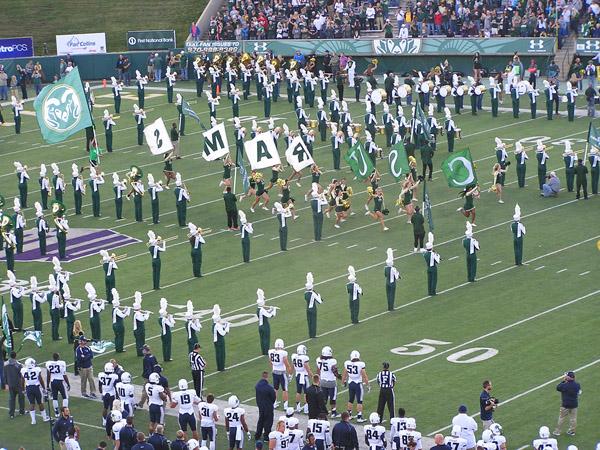 CSU Rams Homecoming 2014 by TVS 5