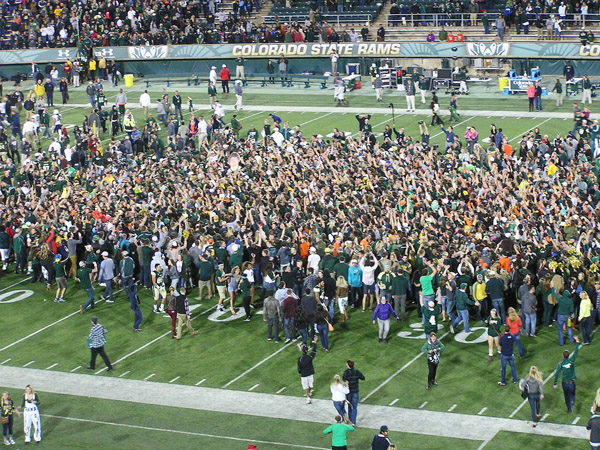 CSU Rams Homecoming 2014 by TVS 9