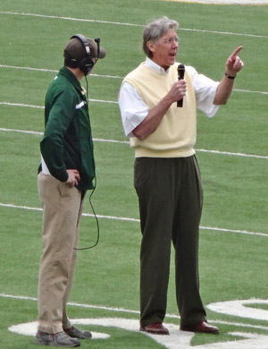 CSU Rams Jack Graham 2014 by TVS