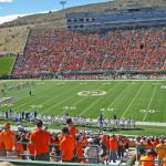CSU Rams v Tulsa Game Day 2014 by TVS 1