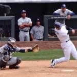 Colorado Rockies- Troy Tulowitzki Swings 2014 by TVS