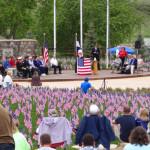 Veterans Plaza of Northern Colorado - Ceremonies May 24, 2014 by TVS
