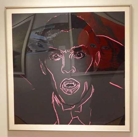 Warhol Art at MOA 2014 by TVS