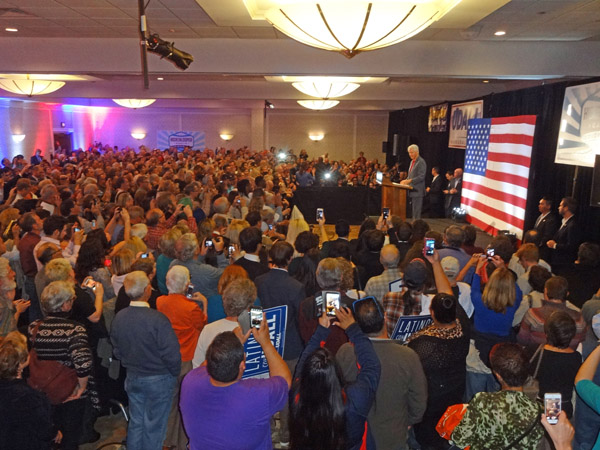Bill Clinton 2014 by TVS 1