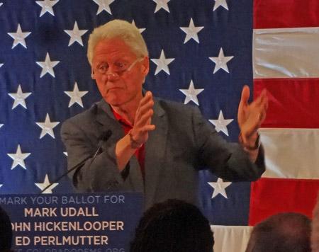 Bill Clinton 2014 by TVS 4