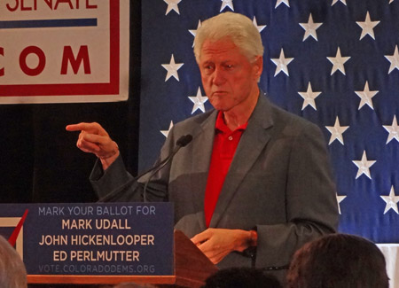 Bill Clinton 2014 by TVS 5