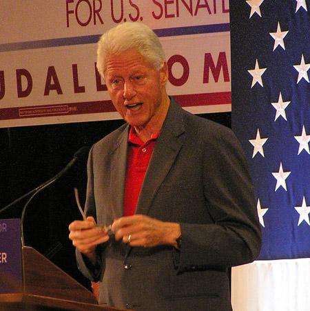 Bill Clinton 2014 by TVS 7