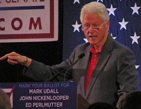 Bill Clinton 2014 by TVS 8