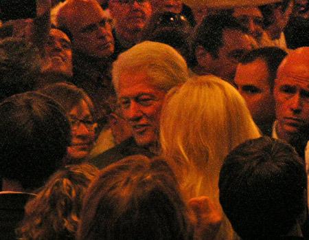 Bill Clinton 2014 by TVS 9