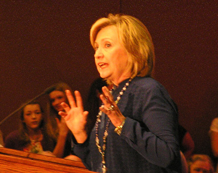 Hillary Rodham Clinton 2014 by TVS 3