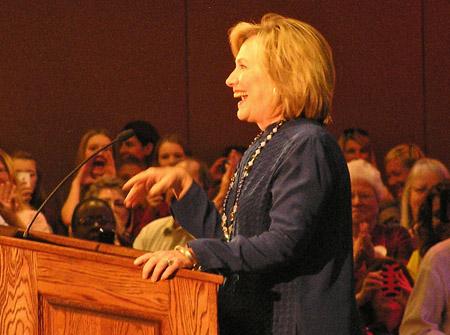 Hillary Rodham Clinton 2014 by TVS 5