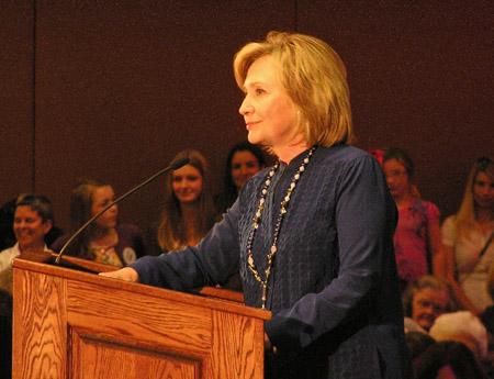 Hillary Rodham Clinton 2014 by TVS 6