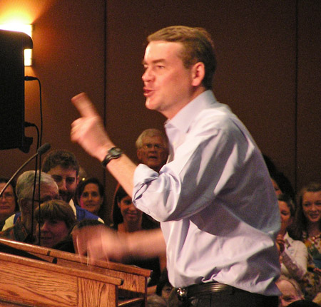 Michael Bennet 2014 by TVS