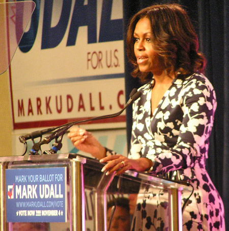 Michelle Obama 2014 by TVS 4