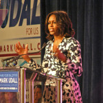 Michelle Obama 2014 by TVS 5