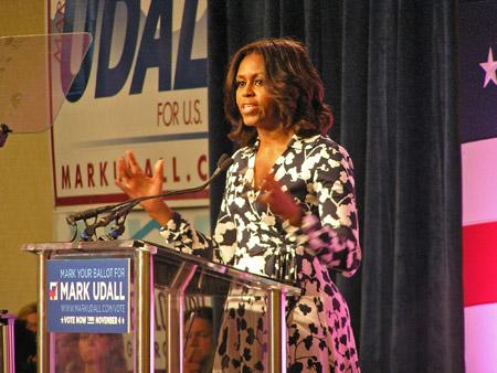 Michelle Obama 2014 by TVS 5
