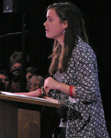 Sarah Sibley 2014 by TVS
